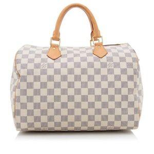 Louis Vuitton Speedy Damier Speedy 30